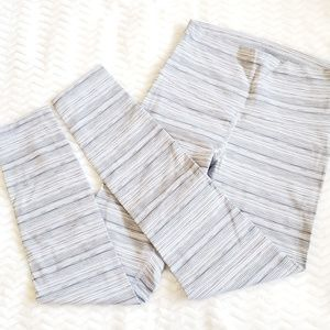 Lululemon White Silver Fox High Times Pant 4